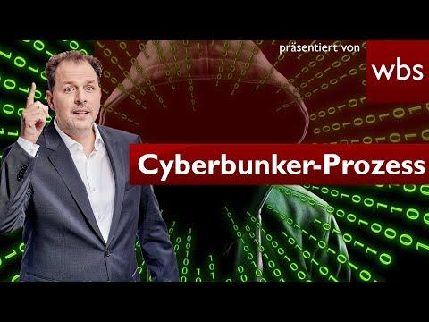 Cyberbunker: Darknet-Prozess um Drogen, Waffen & Kinderpornos startet | Anwalt Christian Solmecke