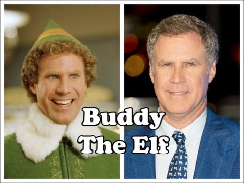 Elf Then and Now | Before and After 2016