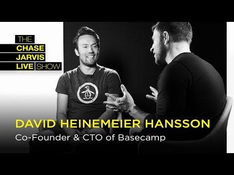 Go Against the Grain /w David Heinemeier Hansson | Chase Jarvis LIVE