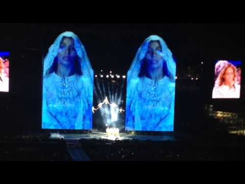 Beyoncé - Mine The Formation World Tour New York 6/7/2016