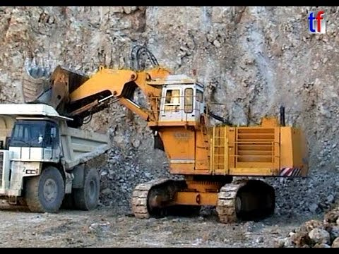 "EARTHMOVING, QUARRY, DEMOLITION - Trailer Videoreihe ""Bagger in Aktion"", # 26"