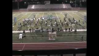 PHS 2014 Marching Band Beyond the Forests