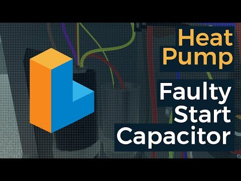 [2019 Guide] How To Diagnose A Faulty Start Capacitor (on A Heat Pump)