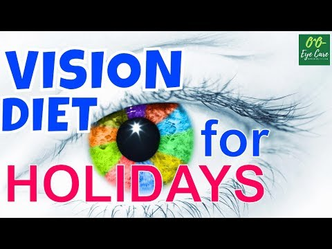 VISION DIET FOR THE HOLIDAYS ,Anti Inflamatory Diet For The Holidays