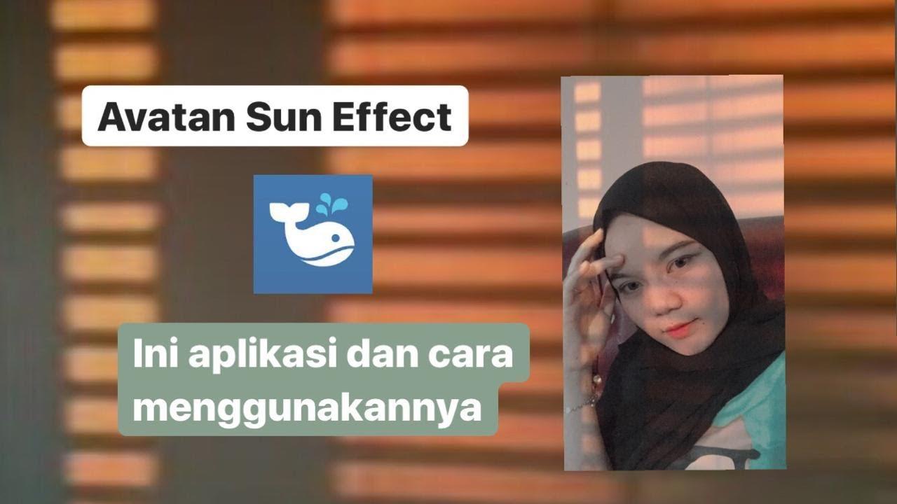 CARA EDIT FOTO DI AVATAN   MUDAH DAN GAMPANG   for iOS ...