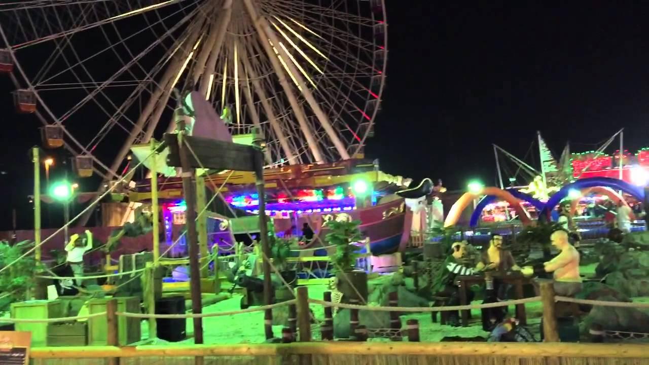 Dubai Global Village Fantasy Island YouTube