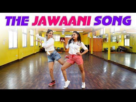 The Jawaani Song -Student Of The Year 2   Dance Cover  Aditi And Geeta   Vishal & Shekhar R D Burman
