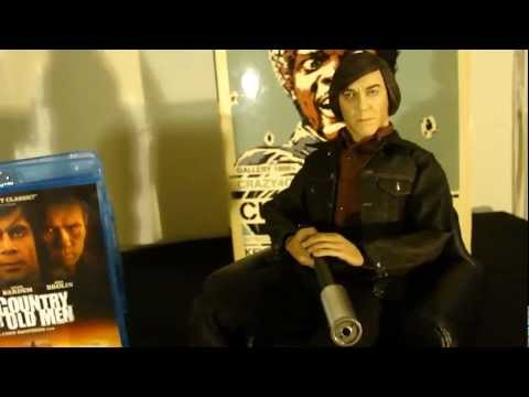No Country For Old Men Anton Chigurh Custom 1/6 Figure by Rainman