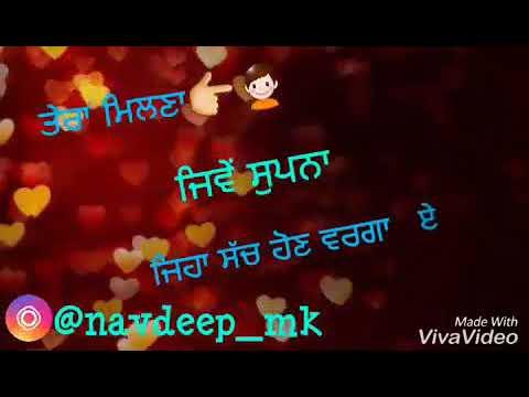 New Punjabi Song    Dil Kurban Ho janda