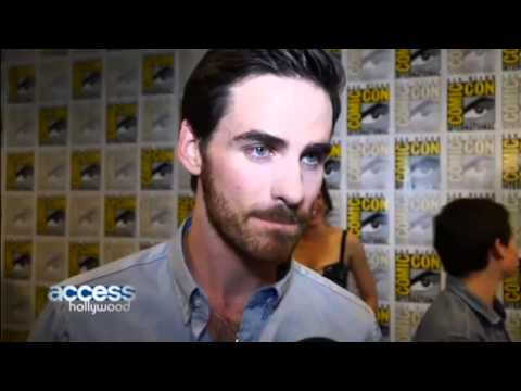 Colin O'Donoghue Talks Captain Hook's Love Life On 'OUAT'