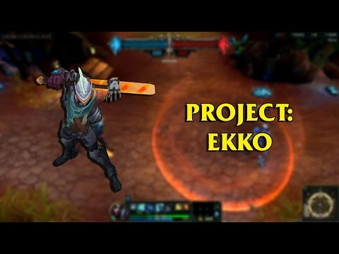 how to play ekko season 7
