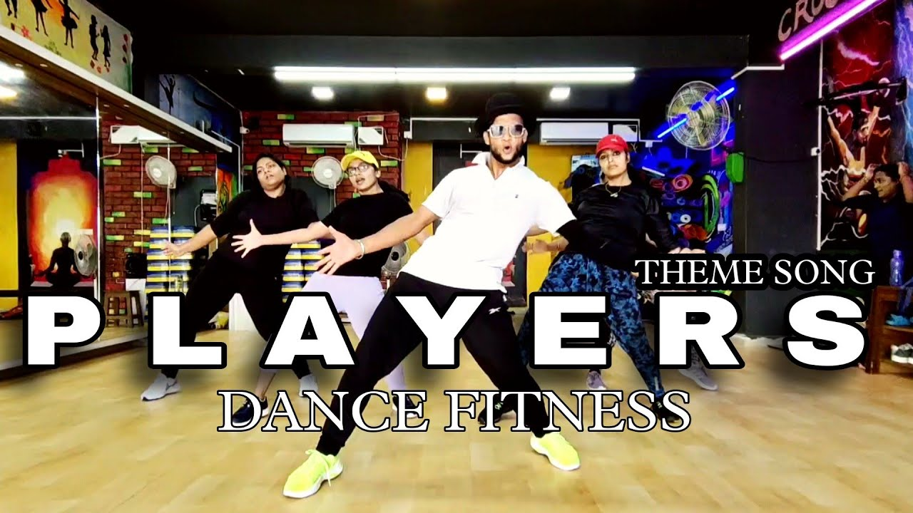 Players Theme Song | Jis jagah pe khatam | Dance Fitness | High On Zumba