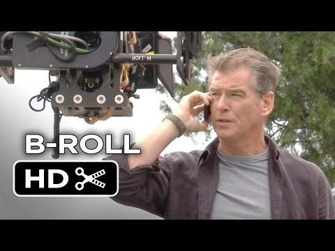 The November Man B-ROLL 1 (2014) - Pierce Brosnan Action Movie HD