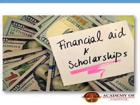 Financial Aid Program of ABMS SWITZERLAND UNIVERSITY