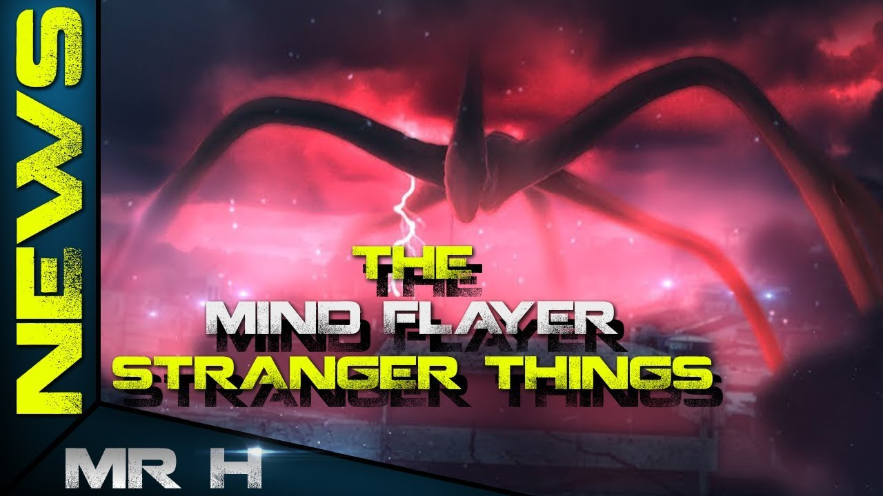 The Mind Flayer (Shadow Monster) Confirmed For Stranger Things Season 3