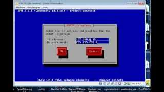 Installation ( Endian Firewall 2.5.1)