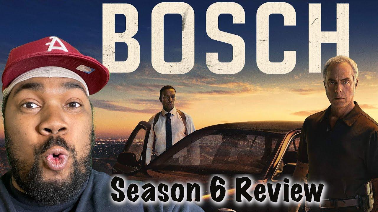 Download Bosch Season 6 Review Amazon Prime