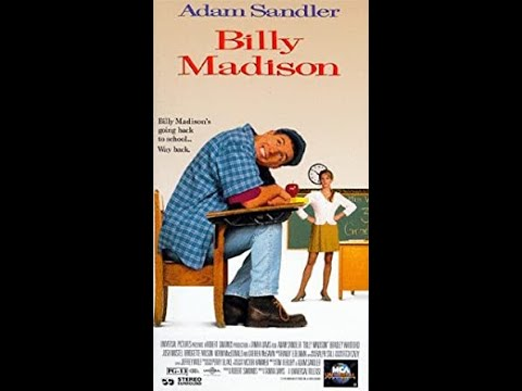 Download Opening to Billy Madison 1995 VHS