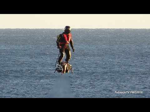 Zapata FlyboardAir® France 3  May 17, 2018