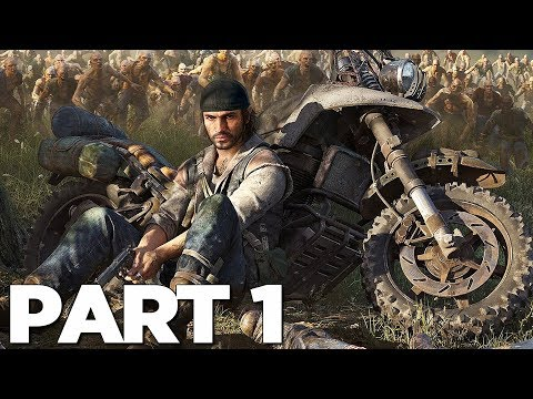 DAYS GONE Walkthrough Gameplay Part 1 - INTRO (PS4 Pro) thumbnail