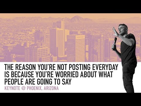 How to Overcome Insecurities on Social Media | Gary Vaynerchuk ...