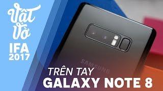 Trên tay camera kép, bút SPen mới của Galaxy Note 8