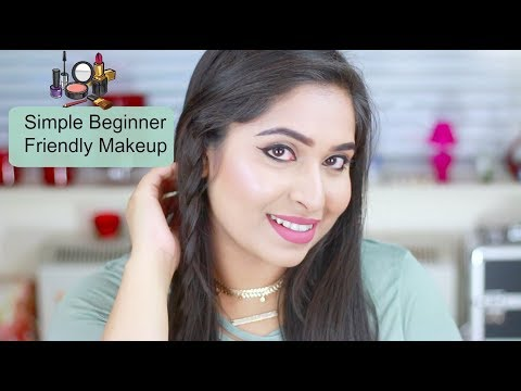 Tutorial: Step By Step Makeup for Beginners