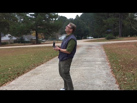 Drone GONE in 20 Seconds! My Sharper Image DX-4 HD Video Drone Debacle