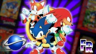 FR: Sonic Jam for Sega Saturn