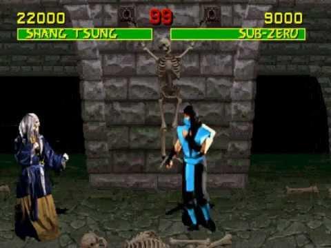 Mortal kombat 1 game free