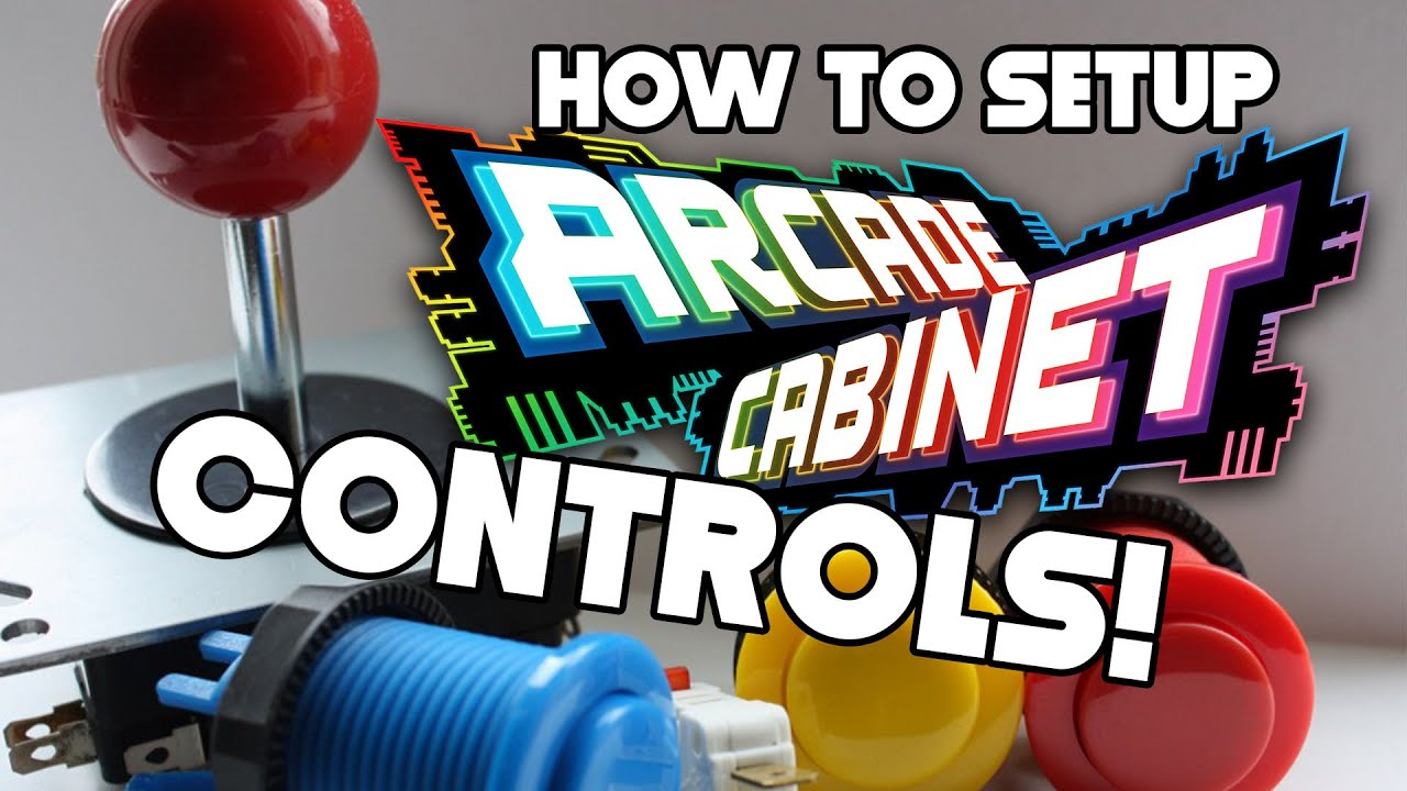 xin mo wiring arcade controls on pc or ps3 youtube. Black Bedroom Furniture Sets. Home Design Ideas