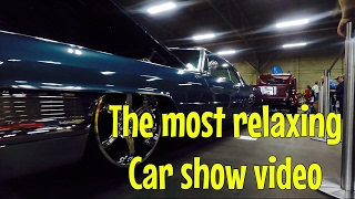 homepage tile video photo for Edmonton Autorama 2017 the most relaxing car show video.