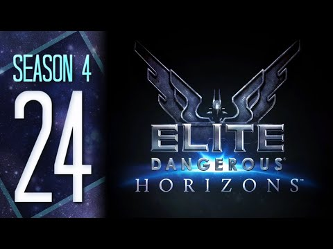 If We Explode, That's Your Fault | Season 4 (4K) | Elite Dangerous #24