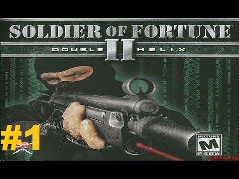 Chaos Engine/Soldiers of Fortune (прохождение) Sega