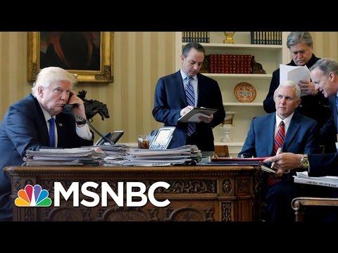 President Donald Trump New Immigration Order Could Face Legal Hurdles | Morning Joe | MSNBC