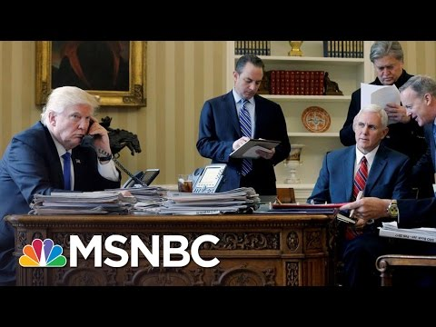 President Donald Trump New Immigration Order Could Face Legal Hurdles | Morning Joe | MSNBC