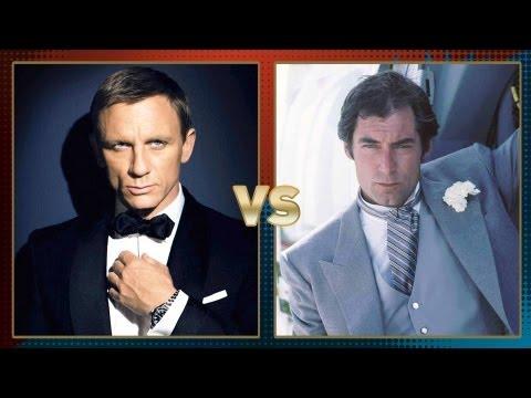 Daniel Craig vs Timothy Dalton: 007 Fanboy Faceoff