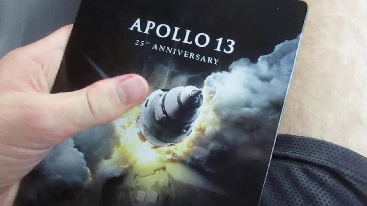 Download Unboxing Apollo 13 4K Ultra HD Steelbook.
