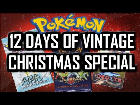 Pokemon Christmas Special Details (December 14th-25th!)