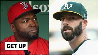 Reacting To David Ortiz Calling Mike Fiers A 'snitch' For Exposing The Astros Scandal | Get Up