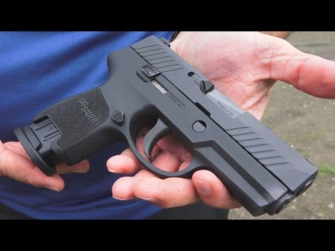 SIG Sauer P320 Sub Compact | The Glock 26 Killer