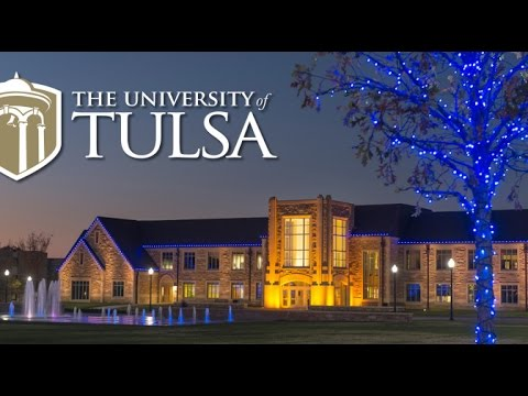 University of Tulsa - A Top 50 Private University