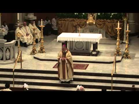 2012 Clergy Conference Mass