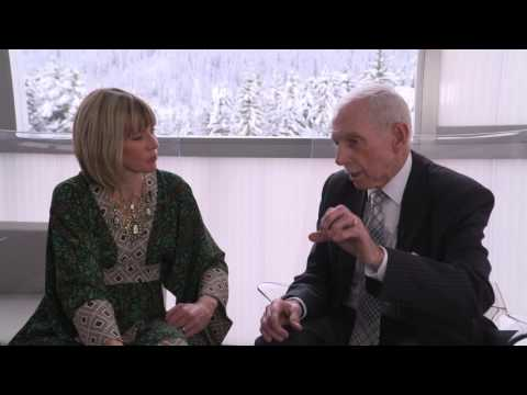 Davos 2016 Hub Culture Interview w William Lacy Swing of the IOM