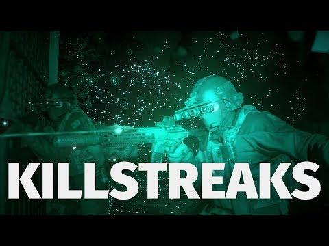 Call of Duty: Modern Warfare Video: All The Killstreaks So Far...