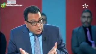 مقتطفات من برنامج، على القناة الرسمية المغربية تظهر حجم الحملة الإعلامية المنظمة على موريتانيا