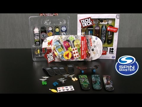 Tech Deck Series 1 Packs from Spin Master