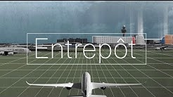 ENTREPOT : Opportunity in Airport-Driven Urban Development