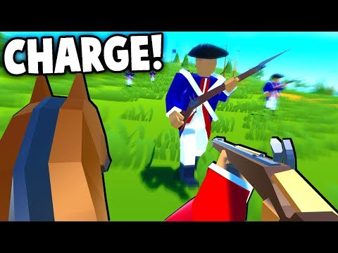 EPIC CHARGE!  NEW Cavalry Ninja Tactics! (Rise of Liberty New Update Gameplay)