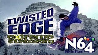 Twisted Edge Extreme Snowboarding - Nintendo 64 Review - HD